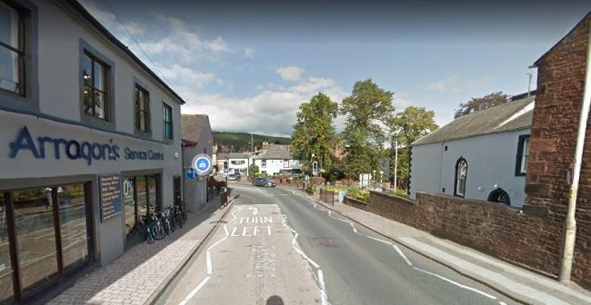 Officers called to deal with traffic collision in Penrith