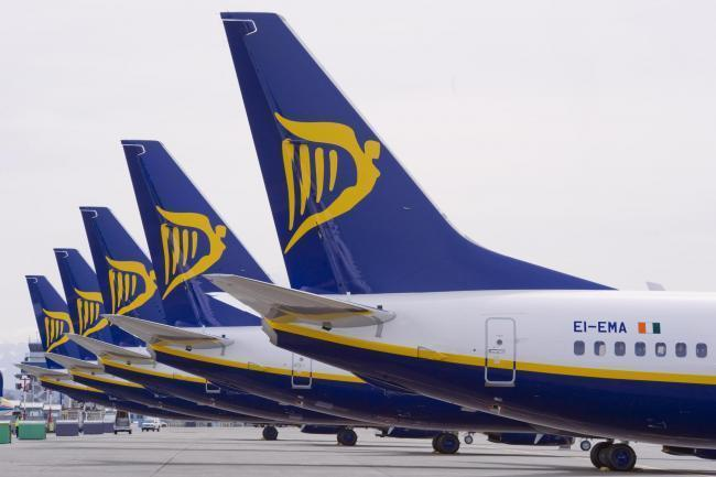 Ryanair to launch several new domestic flights throughout December (Archive photo)