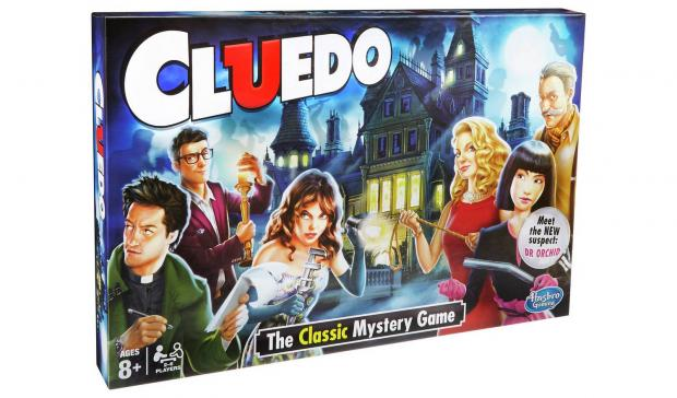 Cumberland & Westmorland Gazette: Cluedo board game. Picture: Hasbro Gaming