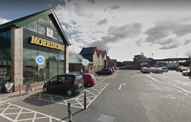 PLANS: Morrisons supermarket in Penrith. Picture: Google Streetview