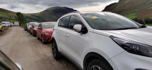 VISITORS: The Lake District is expected to be 'very busy' this summer and the Lake District National Park Authority is already working with councils and other organisations to make sure parking demand can be met