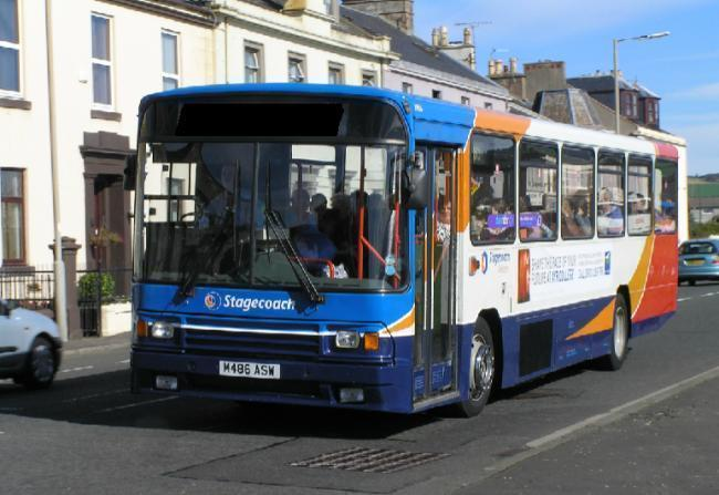Outbreak: Stagecoach drivers in Cumbria have recieved positive Covid tests