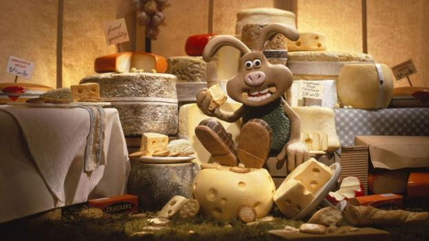 Cumberland & Westmorland Gazette: This clever claymation movie is more clever than creepy. Credit: Aardman Animations