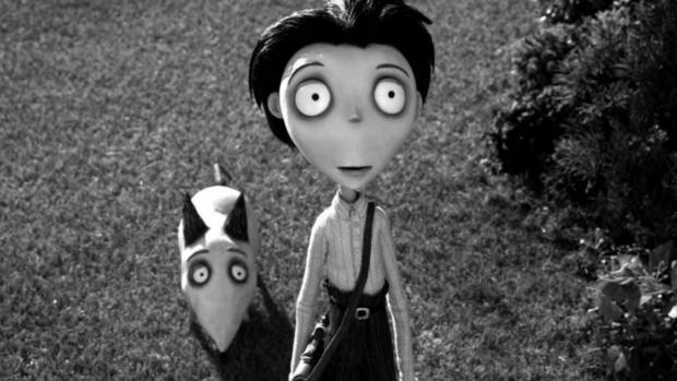 Cumberland & Westmorland Gazette: This Tim Burton film is a clever twist on the classic Frankenstein story. Credit: Walt Disney Picture