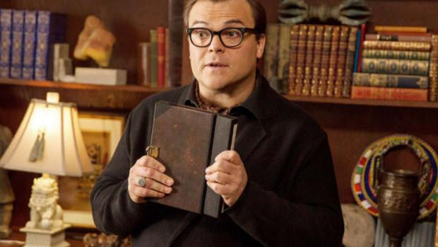 Cumberland & Westmorland Gazette: Jack Black plays R.L. Stine in this imagining of what would happen if all of the Goosebumps books came alive at once! Credit: Columbia Pictures