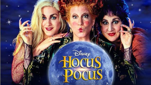 Cumberland & Westmorland Gazette: The trio of witches in this movie is irresistibly charming and fun for all ages. Credit: Walt Disney Pictures