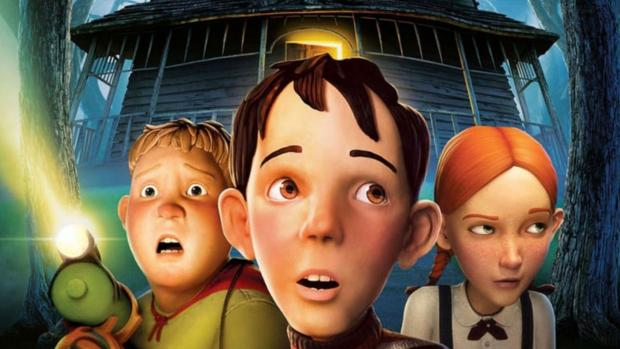 Cumberland & Westmorland Gazette: Three kids must destroy a house, at first just seems creepy, but it's actually alive! Credit: Columbia Pictures
