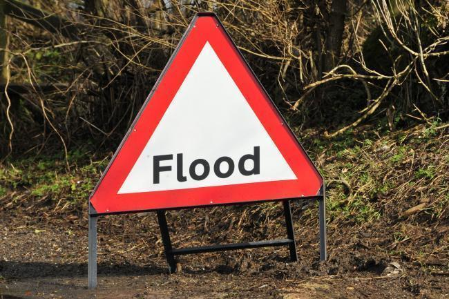 Flood warnings remain Flood warnings remain in place Picture Ben Birchall PA Wire