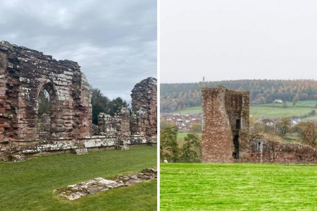English Heritage sites to visit across Cumbria. Picture: Canva