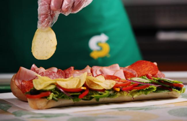 Subway add new topping in all UK stores leaving customers divided. (Subway)