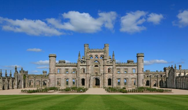 Lowther Castle Ltd is one of the organisations to benefit from the fund